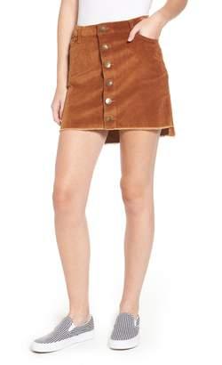 LIRA Mia Cutoff Corduroy Skirt