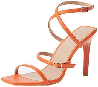 New Look Women's Sity Ankle Strap Heels,(39 EU)