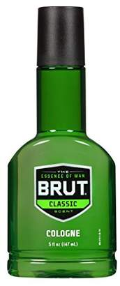 Brut Classic Scent Cologne 5 Ounce (145ml) (6 Pack)