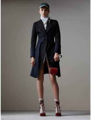 Burberry Wool Dressage Coat