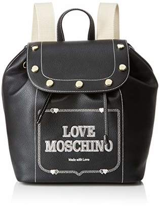 f0ab858829d5 Love Moschino Black Shoulder Bags for Women - ShopStyle UK