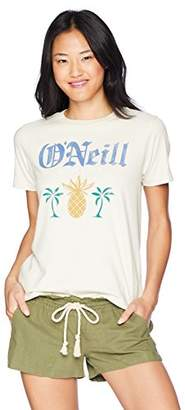 O'Neill Women's Havana S/S Screen Print Tee