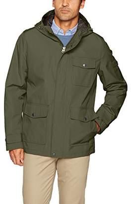 Dockers Thorn Trail Cloth Waterproof Rain Slicker Jacket