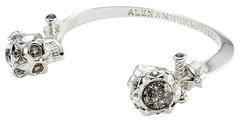Alexander McQueenAlexander McQueen Embellished Skull Bracelet