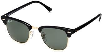 Ray-Ban Mens 0RB3016M Square Sunglasses
