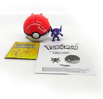 Pokemon Optimum Fulfillment Tomy Throw'N'Pop Poke Ball, Sableye