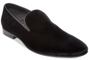 Steve Madden Men's Laight Velvet Smoking Slipper Men's Shoes