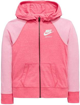 Nike OLDER GIRLS NSW VINTAGE HOODIE