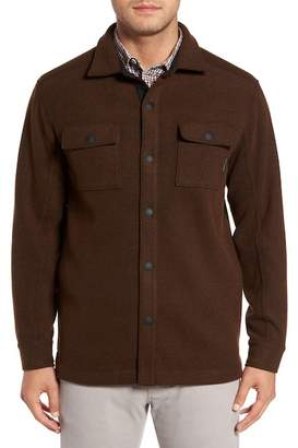 Tommy Bahama Paradise Creek Snap Front Fleece Jacket