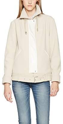 J. Lindeberg Women's Skyler Scuba Crepe Jackets,(Manufacturer Size:44)