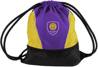Logo Brands Orlando City SC Sprint Drawstring Bag