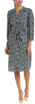 Rebecca Taylor Capucine Silk Shift Dress