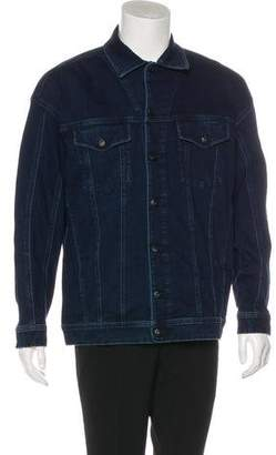 Diesel Dark Wash Denim Jacket