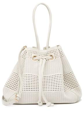 Deux Lux Aquarius Drawstring Bucket Bag
