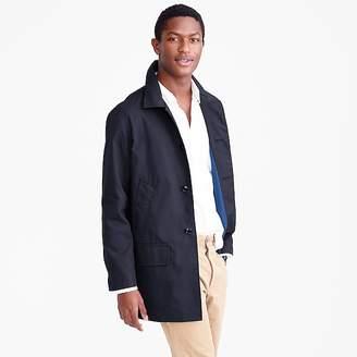 Ludlow water-repellent mac jacket $248 thestylecure.com