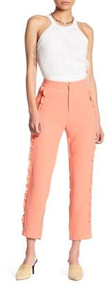 Romeo & Juliet Couture Ruffle Trousers
