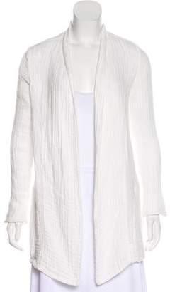 Raquel Allegra Long sleeve Gauze Jacket