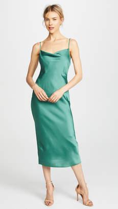 Keepsake This Moment Slip Dress