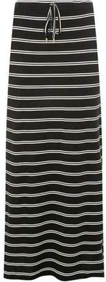 Dorothy Perkins Womens **DP Curve Monochrome Toggle Maxi Skirt