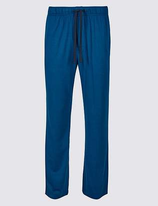 Marks and Spencer Big & tall Modal Blend Long Pyjama Bottoms