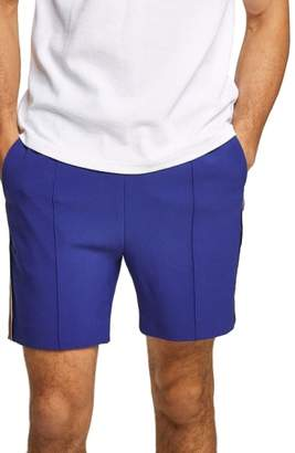 Topman Side Stripe Smart Classic Shorts
