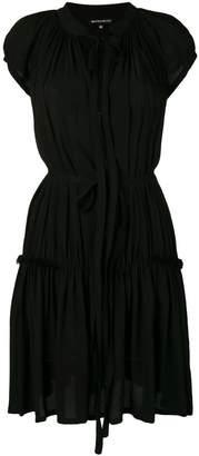 Ann Demeulemeester tiered dress