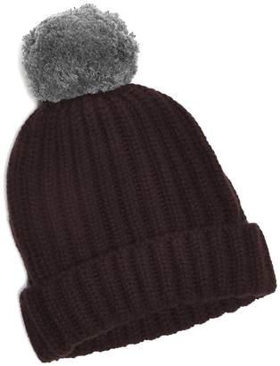 11fb667f7 Knitted Pom Pom Hats Men - ShopStyle UK