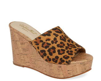 Ariat Layla Wedge Slide Sandal
