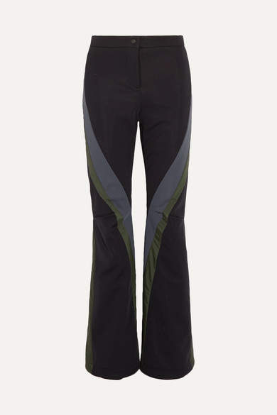 Fendi - Wonders Paneled Ski Pants - Black