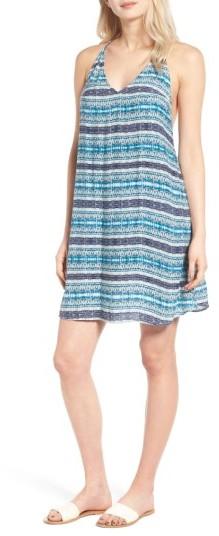 Women's Roxy Print Swing Dress