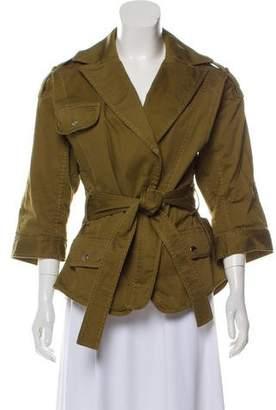 Marissa Webb Lightweight Belted Jacket
