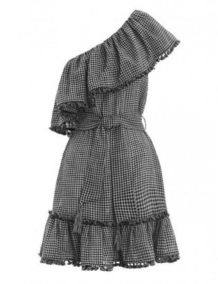 Zimmermann Paradiso Gingham Frill Dress