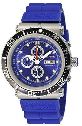 6820249393b at Amazon.co.uk · Gents Nautec No Limit Watch XL Deep Sea Professional  Chronograph DS-P/RBSTSTBL QZ2