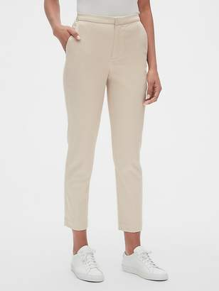 Gap High Rise Slim Crop Pants