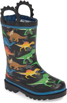 Western Chief Dino World Waterproof Rain Boots
