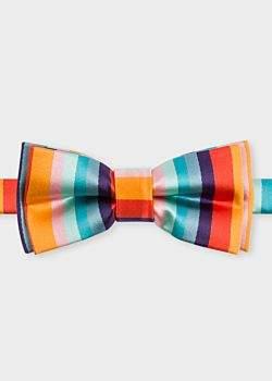 Paul Smith Boys' 'Artist Stripe' Bow Tie
