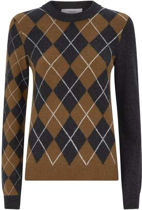 Pringle Argyle Sweater