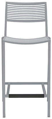 Janus et Cie Easy Counter Stool - Silver