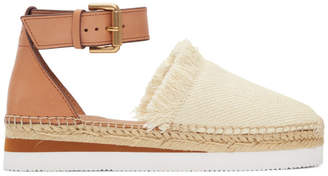 See by Chloe Off-White Glyn Espadrilles
