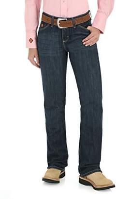 Wrangler Women's Flame Resistant Western Midrise Boot Cut Jean