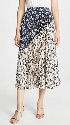 Jill Stuart Two Tone Skirt