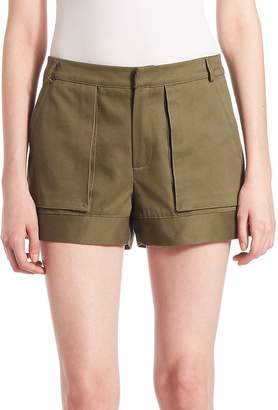 Prose & Poetry Women's Ari Four-Pocket Cotton Cargo Shorts
