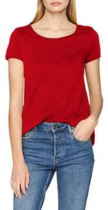 Tommy Jeans Women's Tjw Soft Jersey Tee Vest,X-Large