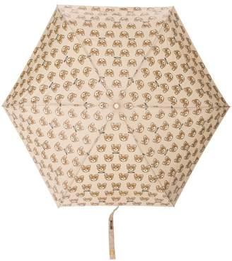 Moschino teddy bear print umbrella