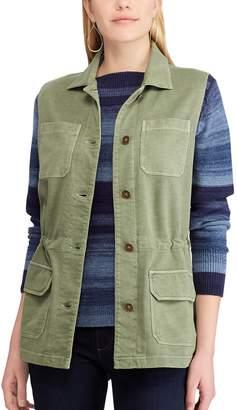 Chaps Women's Utility Vest