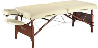 Master Massage 30 Inch Del Ray Portable Massage Table Package with 3 Inch Thick Cushion of Foam for Ultimate Comfort