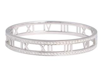 Tiffany & Co. Atlas Silver White gold Bracelets