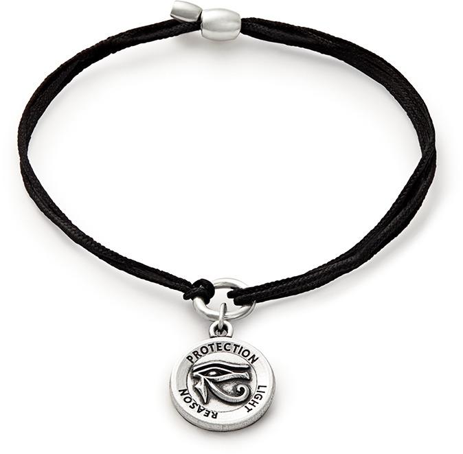 Eye of Horus Pull Cord Bracelet