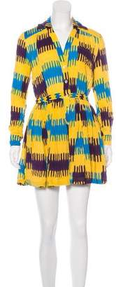 Thakoon Printed T-Shirt Dress