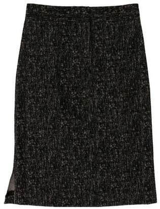 Philosophy di Alberta Ferretti Corduroy Knee-Length Skirt